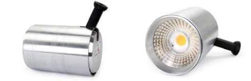 lắp ráp đèn rọi thanh ray tracklight T09 có driver tích hợp