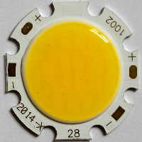 Chọn đèn led âm trần chất lượng dựa vào chip led COB