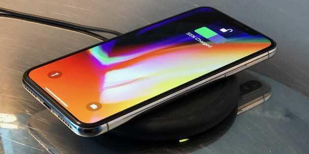 Tiện ích sạc không dây Iphone