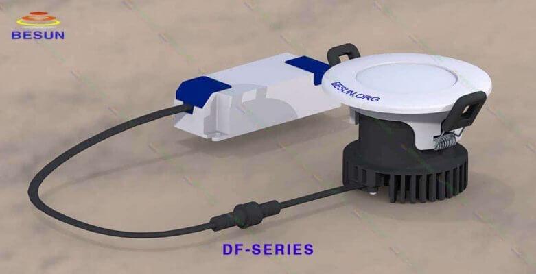 Đèn led âm trần cao cấp DF-Series