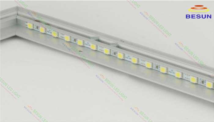 Sử dụng chip led SMD trong đèn led panel