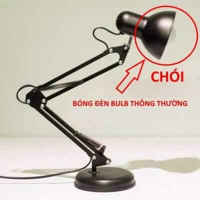 Bóng đèn LED Bulb bị chói lóa