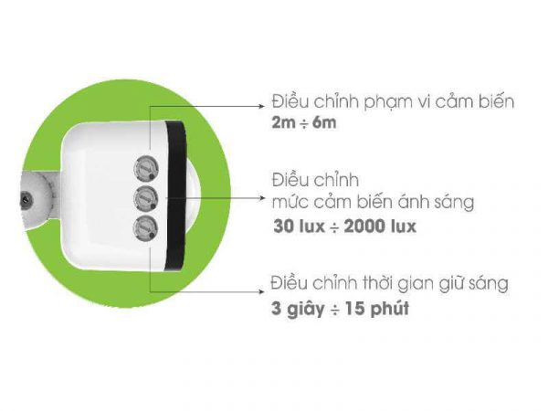 nut dieu chinh cong tac cam ung CT01