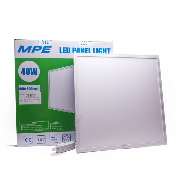 Den LED Panel 600x600 MPE
