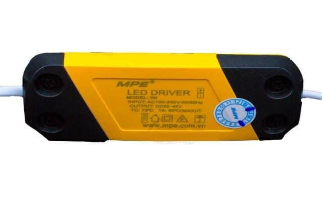 Bộ nguồn đèn led panel 600x600 MPE 40w