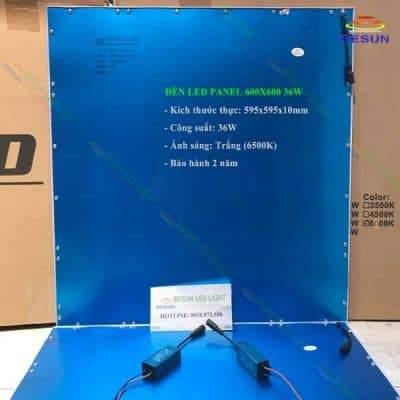 den led panel 600x600 36w