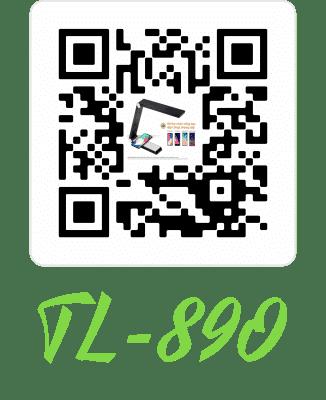 QR Code Đèn bàn học chống cận TL-890